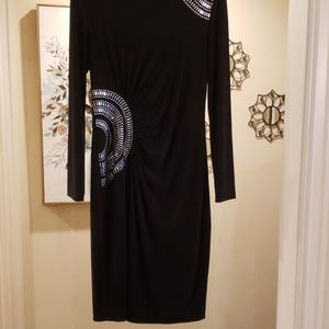 After 5 dress -great for evening or holidays